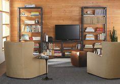 Burton Bookcase - Bookcases & Shelves - Office - Room & Board