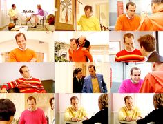 Gob and his sweaters