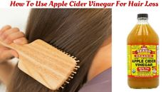 Apple Cider Vinegar Shampoo Hair Loss