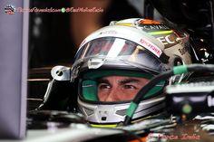 Pérez: «Los resultados recientes nos dan un impulso real para mi carrera de casa en México»  #F1 #Formula1 #USGP