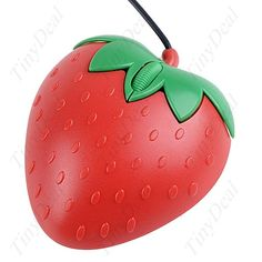 Cute Strawberry Style 1200dpi USB Optical Mouse Wired Mice for PC Laptop Computer 124cm Cable CMS-23958. $6.04 from TinyDeal. Click through to purchase.