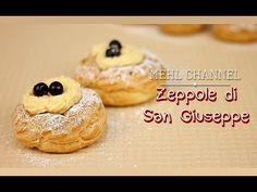 Ricetta Zeppole di San Giuseppe al Forno - Festa del Papà - Ricetta base Pasta Choux   Mehl Channel - YouTube