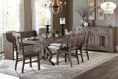 Dining Table - Homelegance, Inc.