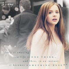 And just like that… #IfIStay #ChloeGraceMoretz
