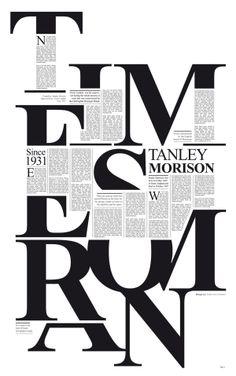 Times New Roman 知性編排設計 | MyDesy 淘靈感