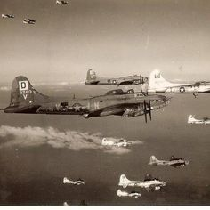 This is a primary source photo of a plane used in World War 2 called the B-17 Plane. http://acepilots.com/planes/main.html