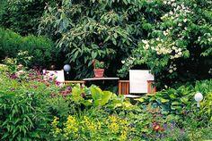 Der Schaugarten Weber in Langenlebarn öffnet im Rahmen der gartenFESTWOCHENtulln seine Türen. Tulln ist schöner! #Gartensommer ©Natur im Garten/Weber