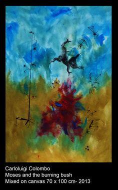 painting, art ,esorism, italy, riolo terme, casola valsenio, borgo rivola, faenza, bible