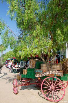 San Diego - Old Town Market