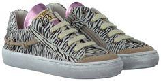 Witte Shoesme Sneakers VU5S047