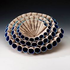 Spiral Coral Bowl - Lisa Ellul Awesome, just awesome!