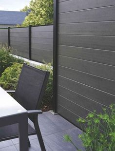 Hot seller eco-friendly wpc fence,wood plastic composite/wpc fence boards,wpc… More Backyard Fences, Garden Fencing, Backyard Landscaping, Backyard Privacy, Garden Fence Panels, Privacy Fence Designs, Privacy Fences, Privacy Screens, Modern Front Yard