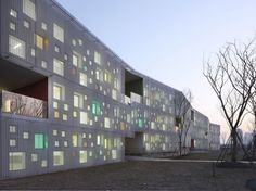 Ein bunter Mikrokosmos   mapolis   Architektur – das Onlinemagazin für Architektur