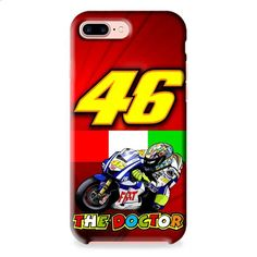 Valentino Rossi 2 The Doctor 46 Motogp iPhone 7 3D Case Dewantary