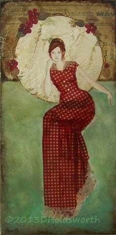 Donna Holdsworth Contemporary Art: Figurative/Portrait Paintings