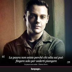 La paura non esiste - Tiziano #Ferro