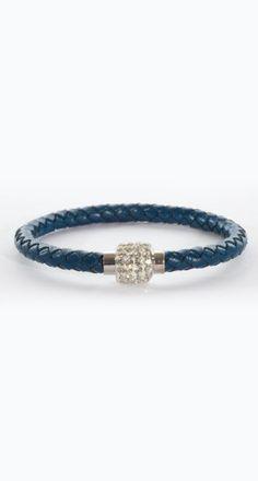 fireball bracelet blue