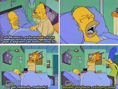 new Ideas for memes divertidos de los simpson Simpsons Frases, Simpsons Funny, The Simpsons, Bojack Horseman, Futurama, Christen, Animation Series, Cartoon Network, Nostalgia