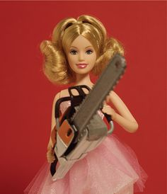 Bad Barbie by David Levinthal