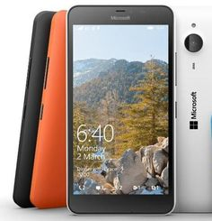 Microsoft unveils new smartphones with Free Office and Windows 10