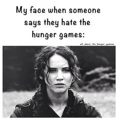 Discover & share this The Hunger Games Gif GIF with everyone you know. GIPHY is how you search, share, discover, and create GIFs. Hunger Games Fandom, Hunger Games Humor, Hunger Games Catching Fire, Hunger Games Trilogy, Katniss Everdeen, Volunteer As Tribute, Tribute Von Panem, Jenifer Lawrence, Mocking Jay