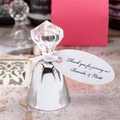Dazzling-Diamond-Wedding-Bell-Favor
