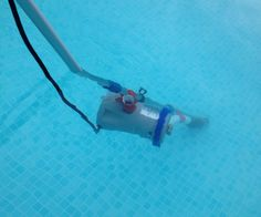 How To Make Your Own Swimming Pool Vacuum Using Your Pool
