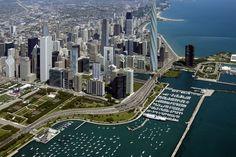 A encantadora Chicago, a terceira maior cidade americana | #CHICAGO, #EUA, #Jmj, #LugaresDoMundo