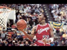 Michael Jordan Meilleures Dunks Youtube