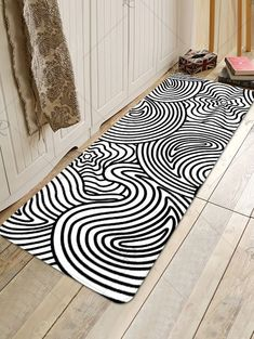 Home Decor Labyrinth Pattern Antiskid Floor Mat Irish Design Carpet Rugs