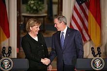 Angela Merkel - Wikipedia, the free encyclopedia