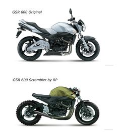GSR 600 - NOW AND THEN 2