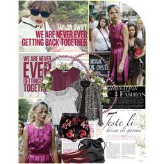 """""""Taylor Swift"""" by ladybirdfb on Polyvore"""