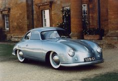 Porsche; That'd be great to drive, even today.