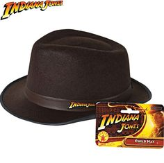 Indiana Jones Child Hat Movie Quality Accessory