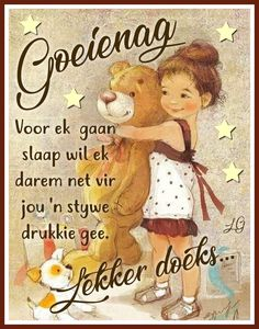 ❤️❤️ Good Night Massage, Goeie Nag, Afrikaans Quotes, Goeie More, Morning Prayers, Special Quotes, Good Morning, Birthday Images, Beautiful