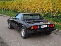 fiat bertone my third car. Fiat X19, My Dream Car, Dream Cars, Fiat Cars, Classic Sports Cars, Classic Cars, Fiat Abarth, Hot Rides, Sexy Cars