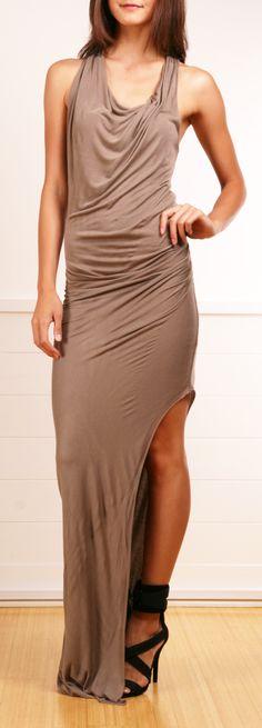 HELMUT LANG DRESS @Michelle Flynn Coleman-HERS