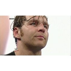 Adorable Dean Ambrose ❤ liked on Polyvore featuring dean ambrose and wwe