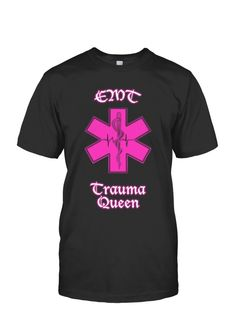 Love this shirt. I'm going into early training to be an EMT so it works.
