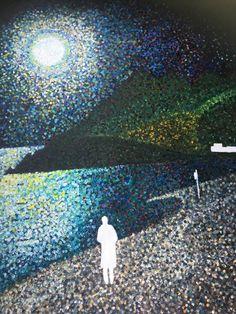 Irish Landscape, Moonlight, Landscapes, Concert, Gallery, Beach, Paisajes, Scenery, Roof Rack