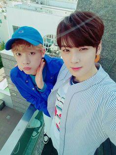 Sanha & Eunwoo / Lee Dongmin | Astro