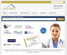 Cliente: SOLUMED - www.solumedcr.com Dental, Map, Ultrasound, Location Map, Maps, Teeth, Dentist Clinic, Tooth, Dental Health