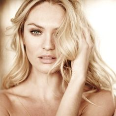 Candice, role model. She can't ever look ugly