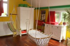 Baby room caribbean style