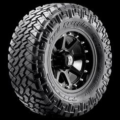 Nitto Nitto Tire, Trail Grappler - Nitto Trail Grappler M/T:… Rims For Sale, Wheels For Sale, Rims And Tires, Wheels And Tires, Custom Wheels, Custom Cars, Accessoires 4x4, Wheel And Tire Packages, Jeep Accessories