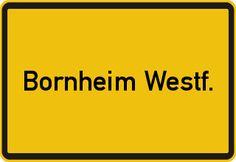 Schrotthändler sowie Schrotthandel Bornheim Westf.