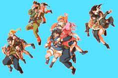 NARUTO game anime manga artwork f Naruto Shippuden, Naruto E Boruto, Kakashi Sensei, Naruto Sasuke Sakura, Shikamaru, Sakura Haruno, Hinata, Anime Naruto, Naruto Cute