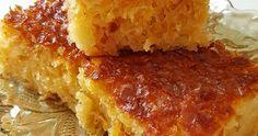 Το γλυκό μου για σήμερα είναι μια ζουμερή πορτοκαλόπιτα!!! Υλικά -1 πακέτο φύλο κρούστας -200γρ γιαούρτι 2% -4 αυγά -200γρ καλαμπο... Greek Desserts, Lasagna, Salads, Ethnic Recipes, Food, Greek Dishes, Easy Meals, Eten, Salad