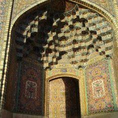 Travel to Iran /Vakil Mosque-Travel to Iran/